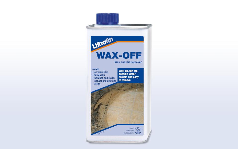 Lithofin Wax Off