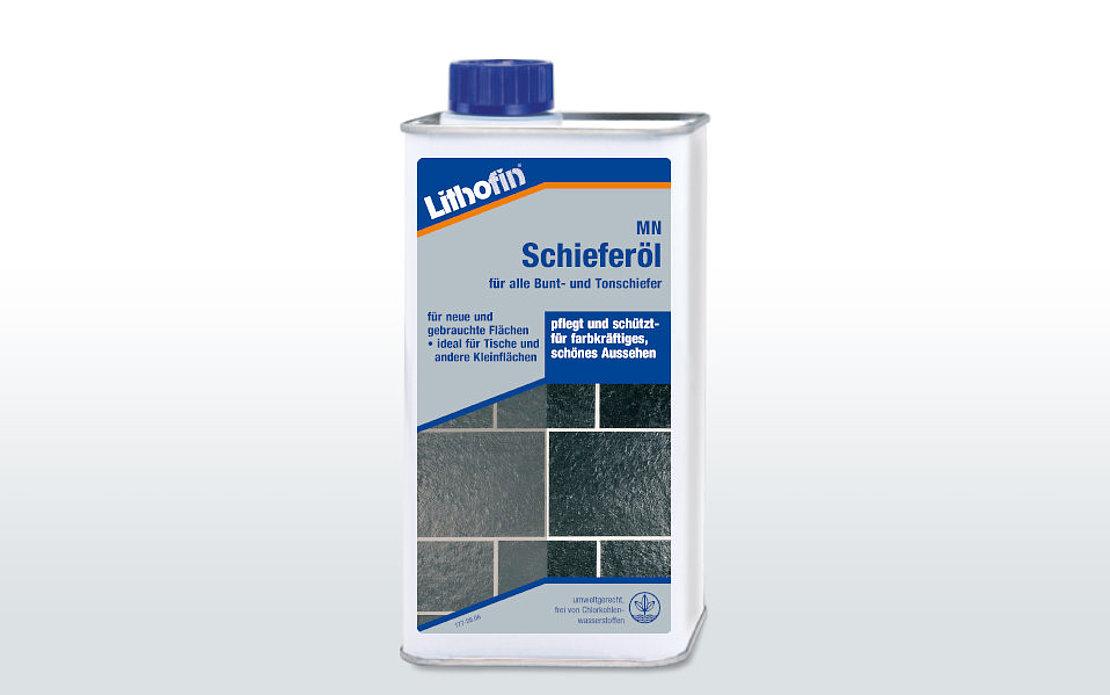 Lithofin MN Schiefer/öl 1 Liter